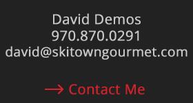 Contact David Demos