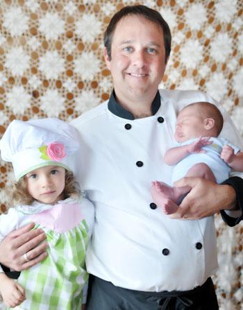 Private Chef David Demos